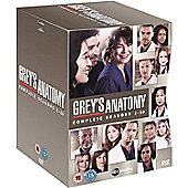 Grey's Anatomy S1-10 box set DVD