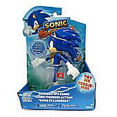 Sonic Boom Running SFX Sonic Figure