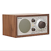 Tivoli Audio Model One FM/AM Radio, Walnut, Beige