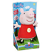 Peppa Pig Tickle Giggle Interactive Toy