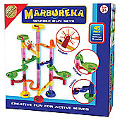 Marbureka 45 Piece Marble Run Set
