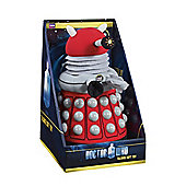 "Doctor Who 15"" Deluxe Talking Red Dalek Soft Toy"