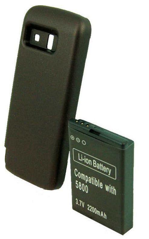 U-bop PowerSURE Performance Battery BL-5J Super Life 2220 Mah