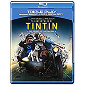 The Adventures Of Tintin - The Secret Of The Unicorn (Blu-Ray)