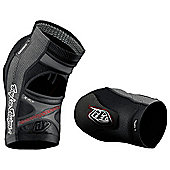 TroyLee Shock Doctor KG 5500 Elbow Guards Black Medium