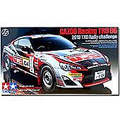 Tamiya 24337 Gazoo Racing Toyota Trd 86 1:24 Car Model Kit