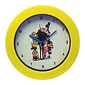 Despicable Me 2 - Wall Clock