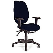 Eliza Tinsley Ergo high back multi-functional chair with arms