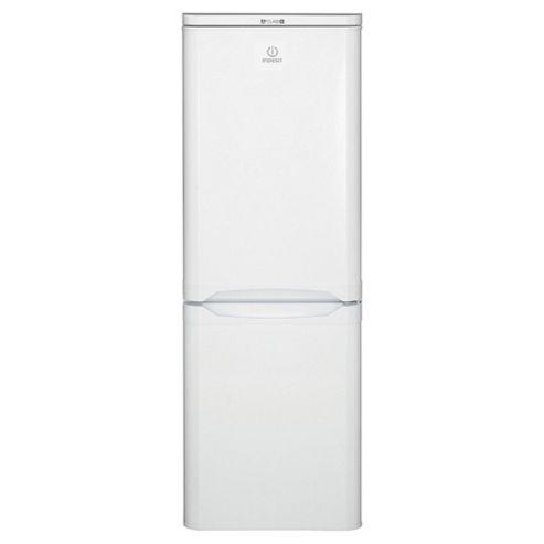 Indesit NCAA55 Fridge Freezer, A+ Energy Rating, White, 55cm