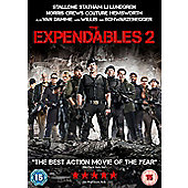 The Expendables 2 (DVD)