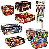 Ultimate Fireworks Kit