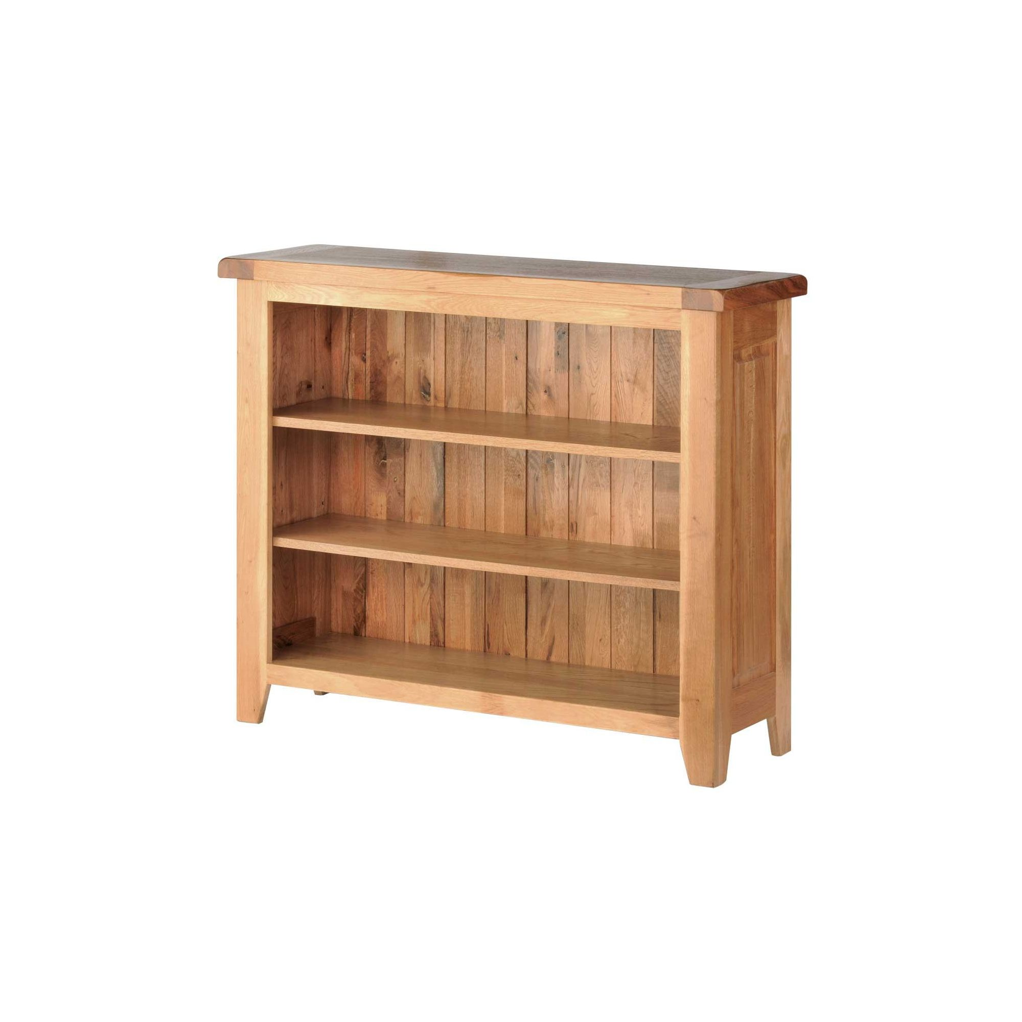Thorndon Sandown Small Bookcase in Rustic Oak at Tesco Direct
