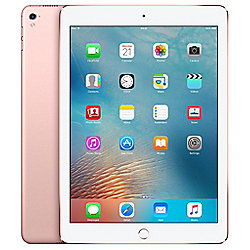 "Apple iPad Pro 9.7"" with Wi-Fi, 256GB - Rose Gold"