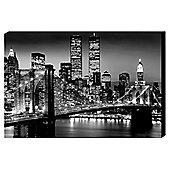 New York Canvas 91x61cm