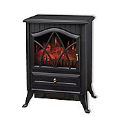 Fine Elements Stove Heater Small, Black