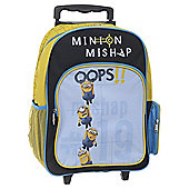 Minions Oops Wheeled Bag
