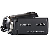 Panasonic HC-V550CT Camcorder Black FHD 2.51mp 50xZoom 3.0LCD WiFi SD/SDHC/SDXC