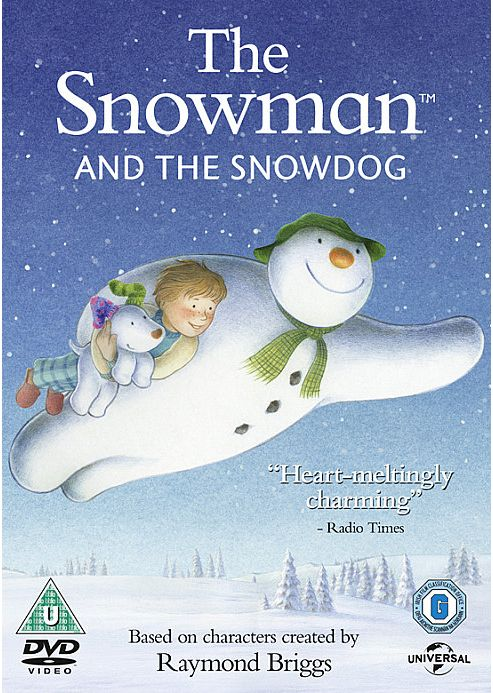 Snowman & The Snow Dog