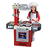 Miele Petit Gourmet Grill Kitchen