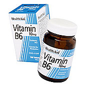 Health Aid Vitamin B6 100mg 90 Tablets