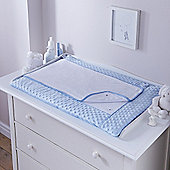 Clair de Lune Changing Mat (Dimple Blue)