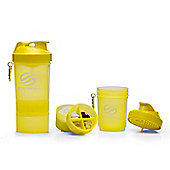 SmartShake Protein Shaker - Neon Yellow