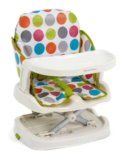 Mamas & Papas - Travel Booster Seat