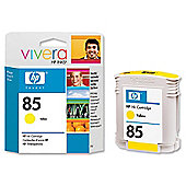 HP 85 Ink Cartridge - Yellow