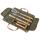 Fallen Fruits BBQ Tool Set