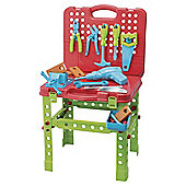 Preschool Play - Tool Workbench
