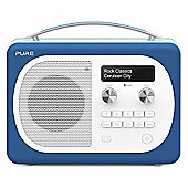 Pure Evoke D4 Mio Bluetooth DAB/FM Radio (Cerulean)