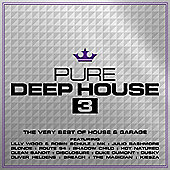 Pure Deep House Vol 3 (3CD)