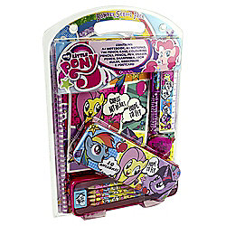 My Little Pony Stationery Bumper School Pack