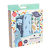 In the Night Garden for Zippy - Muslin Squares (3 pack gift set) Boys