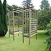 Store More Tethys Seat Arbour