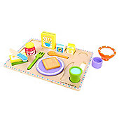 Bigjigs Toys BJ440 Breakfast Tray