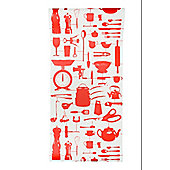 Graduate Collection Wallpaper - Red