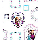 Disney Frozen Bedroom Wallpaper - Frames