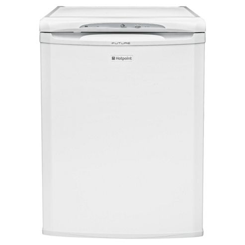 Hotpoint RZA36P 90L Undercounter freezer, A+, Width 60cm. White
