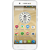 Prestigio PSP5470 Grace X5 DUO (4.7) 8GB Dual Sim Smartphone Android 4.4 - White