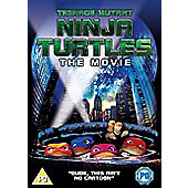 Teenage Mutant Ninja Turtles: The Original Movie (DVD)