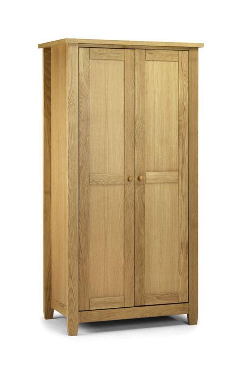 Julian Bowen Lyndhurst 2 Door Wardrobe