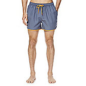 F&F Sporty Short Length Swim Shorts - Grey