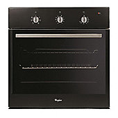 Whirlpool AKP539NB Black Multifunction Electric Built-in Single Oven