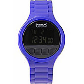 Breo Unisex Code Watch-Blue Watch B-TI-CDE4