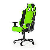 AK Racing Prime Gaming Chair Green & Black Perfect for office workers and gamers AK-K7018-BG