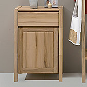 Oestergaard Mille Chest of Drawers with 1 Drawer - Heartwood Beech solid