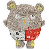 Little Bird Told Me Hey Bear, It's Me Bear... Baby Bear Hug Toy