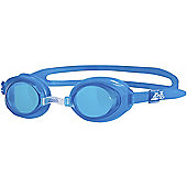 Zoggs Ripper Junior Kids UV Swimming Goggles - Blue