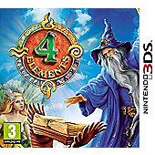 4 Elements - Nintendo3DS
